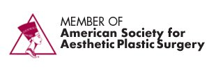 Member of American Society of Aesthetic Plastic Surgeons